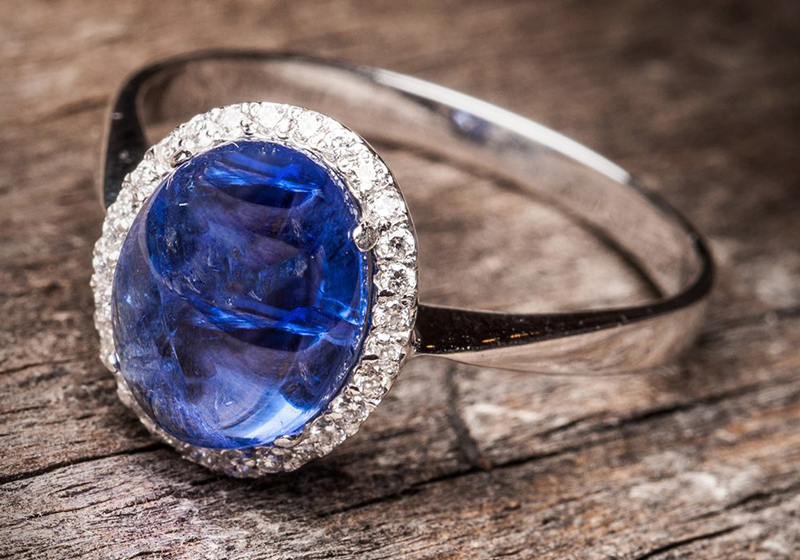 colored engagement rings in Phoenix, AZ - Schmitt Jewelers